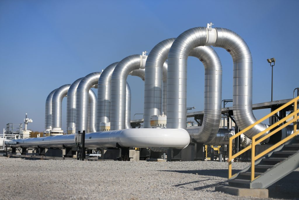 The Keystone XL pipeline will connect into the Keystone Steele City pumping station in Nebraska.