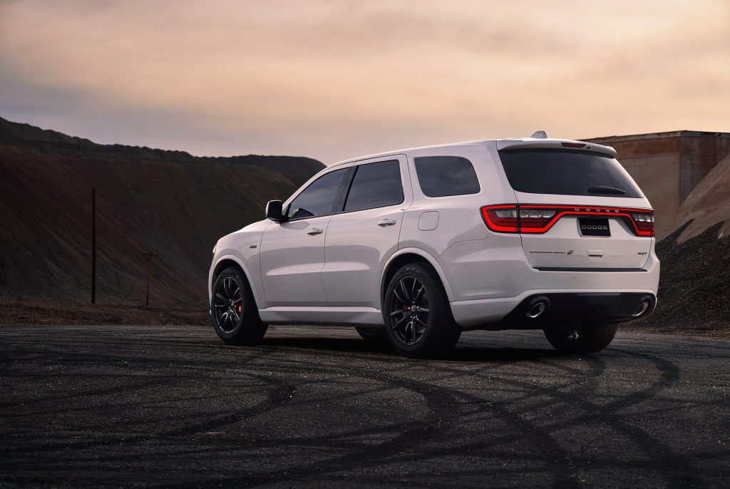 The plenty-large SUV employs the Jeep Grand Cherokee platform.