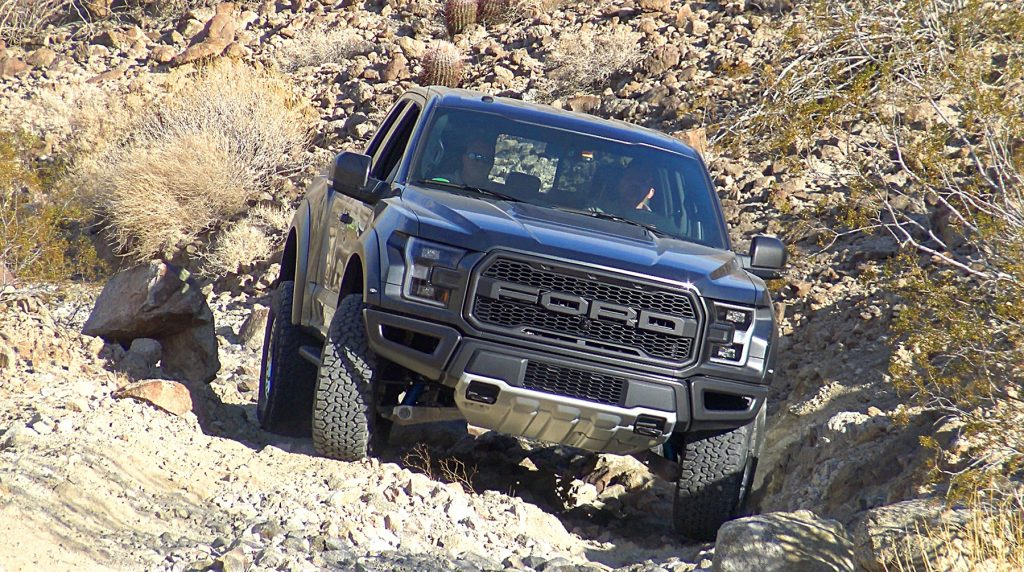 The all-new 2017 F-150 Raptor.