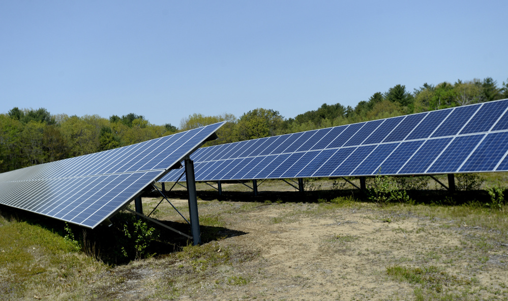 Solar power and other clean energy technologies benefit all, says a letter writer who urges Gov. LePage not to resist green technologies.