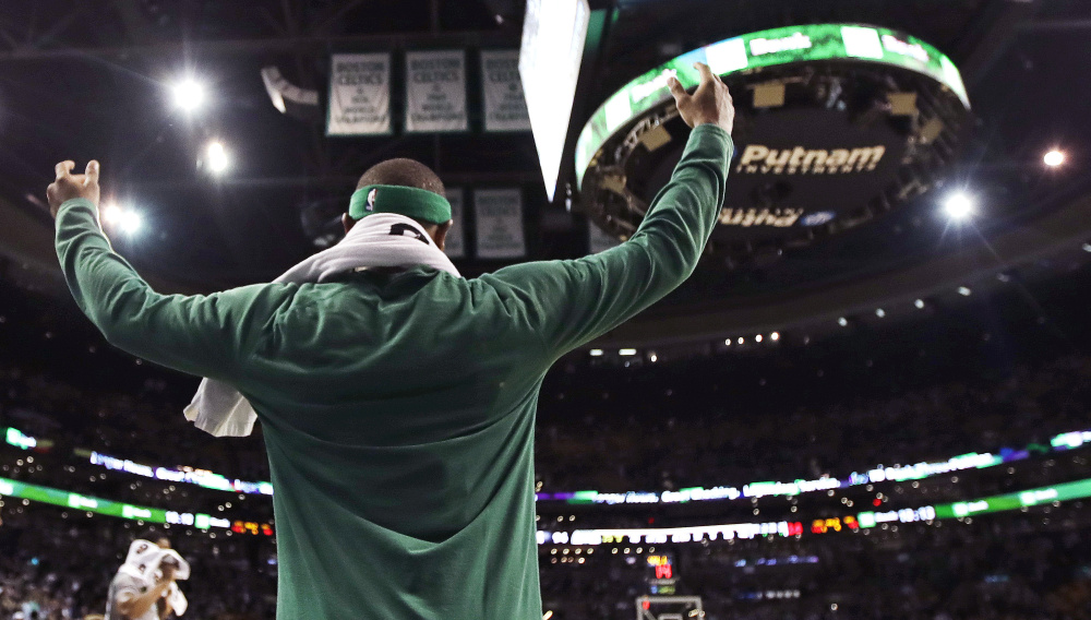 There are 17 NBA championship banners hanging in the rafters at the TD Garden in Boston. Isaiah Thomas and the Celtics earned the No. 1 seed in this year's playoffs and hope to make a run at an 18th banner. In the previous two seasons, Boston has failed to advance out of the first round.