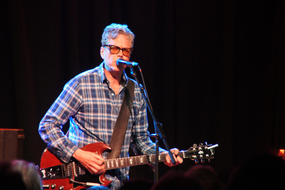 At Port City Music Hall the Jayhawks played both old and new material, including selections from their 2016 album,