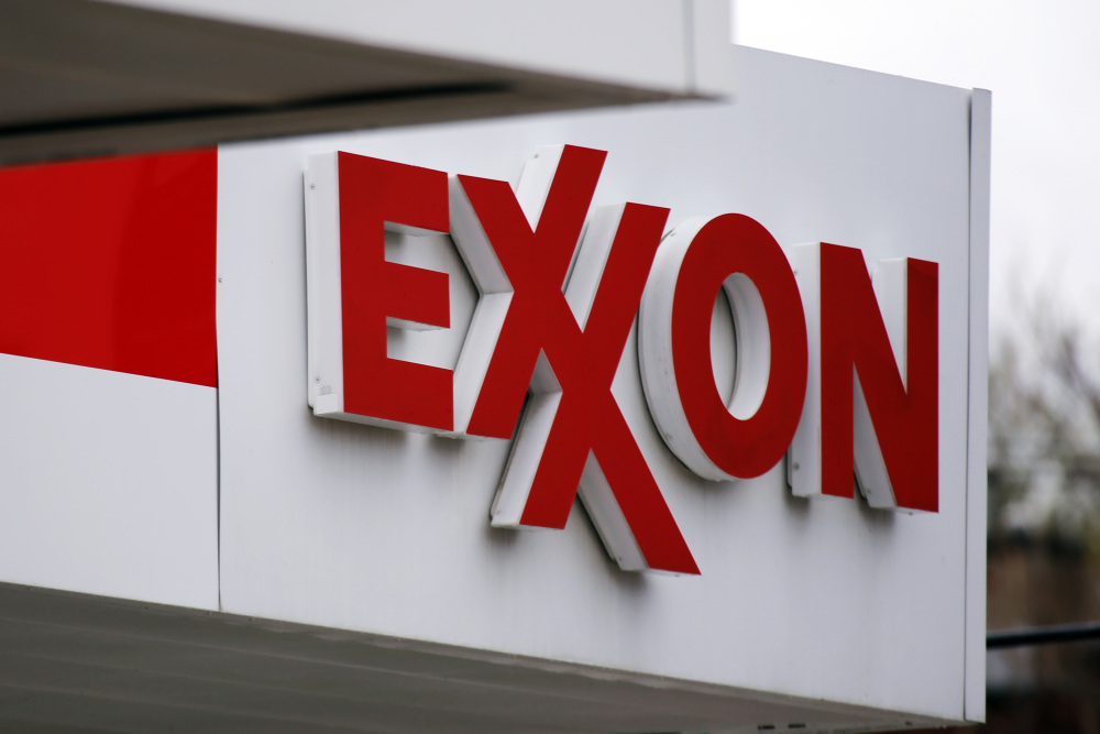 Exxon Mobil Corp. sought a waiver of U.S. sanctions against Russia to resume a joint venture with Rosneft, a Russian state-owned oil company, to drill around the Black Sea.