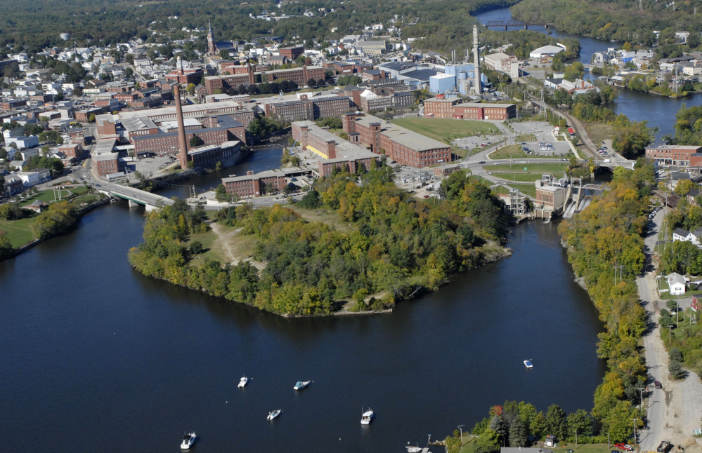 Micro Apartments Proposed For Former Mill Building On Saco Island Portland Press Herald