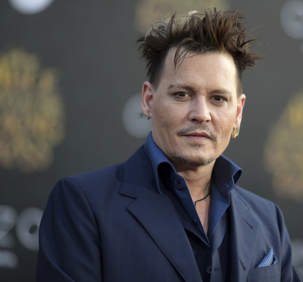 Johnny Depp and his former management team have exchanged lawsuits over the handlingt of his fortune.