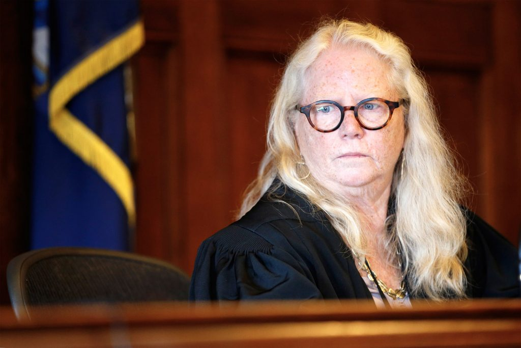 Judge Joyce Wheeler, who granted bail for Anthony Sanborn Jr. in April, has now determined that outtakes from two broadcasters' interviews are relevant to Sanborn's attempt to prove his innocence.