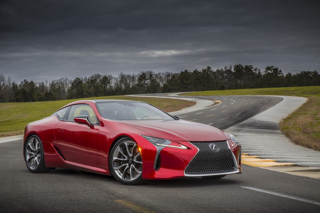 Powerful and fun to drive, the 2018 Lexus LC500 and 500h may not be overly practical, but is certainly never boring.