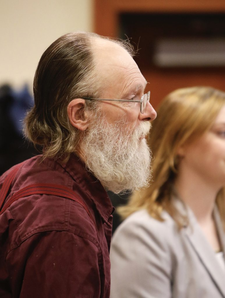 Before his arrest, Henry Eichman was also a part-time theater teacher at St. John's Catholic School in Brunswick and helped out with an after-school program, the Roman Catholic Diocese of Portland said after his arrest.