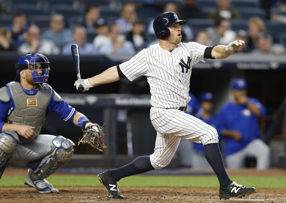 Judge, Gardner Crush Two Homers Apiece To Carry Yankees Over Blue Jays