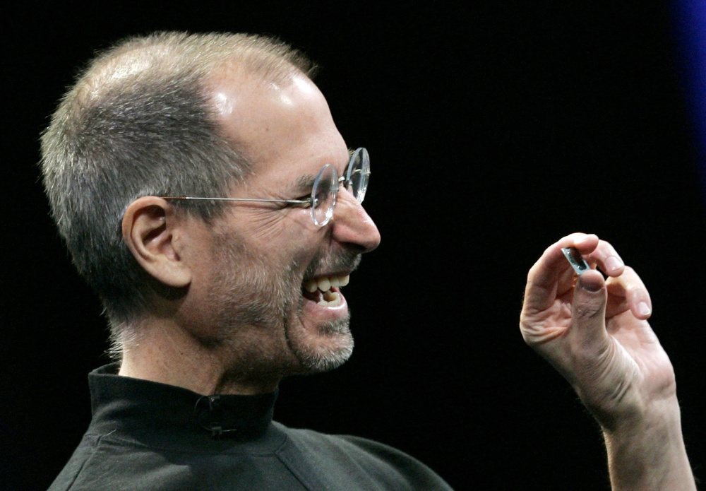 Steve Jobs, the co-founder of Apple, died in 2011.