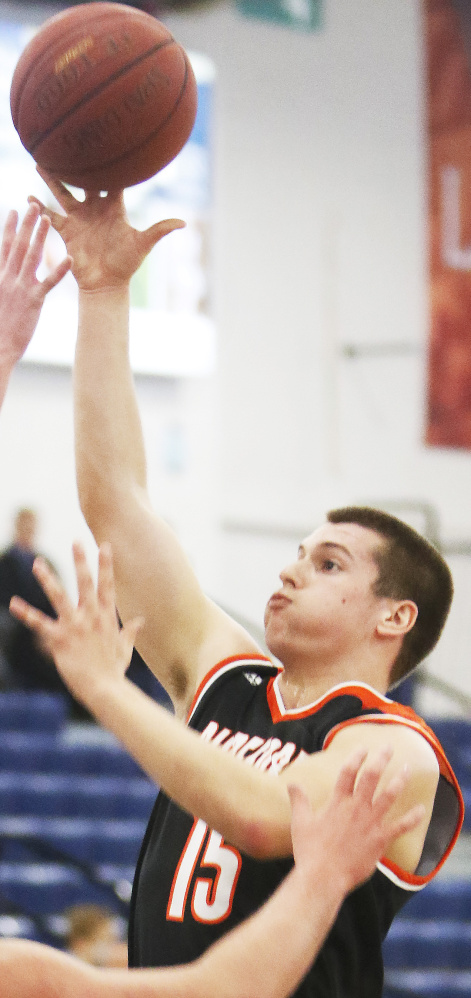 After getting a total of two wins in three seasons, Austin Dutremble and the Biddeford basketball team reached the playoffs last year, losing in the quarterfinals to Falmouth at the Portland Expo.