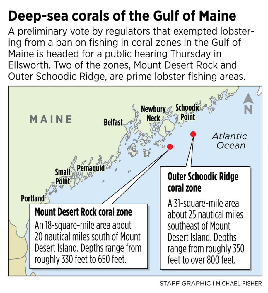 Maine Lobstermen Worry About Possible Closure To Protect