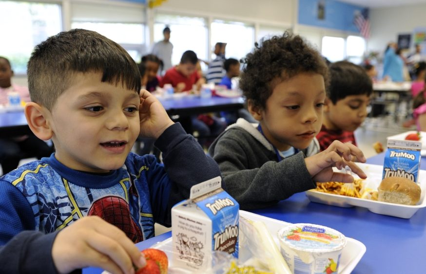 Summer lunch program comes to Brady