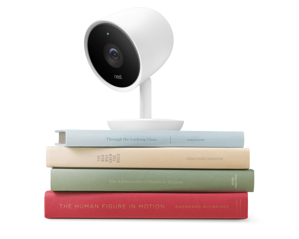 Nest wants your security camera to know your face - Portland Press Herald