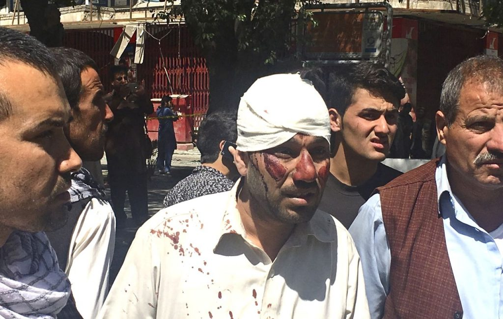 At least 80 killed, hundreds wounded after bomb explodes in Kabul, Afghanistan