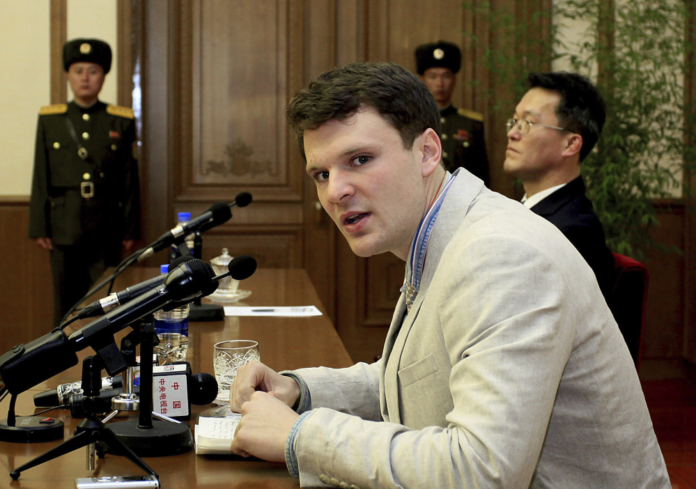 High-level US visit leads North Korea to free student in coma