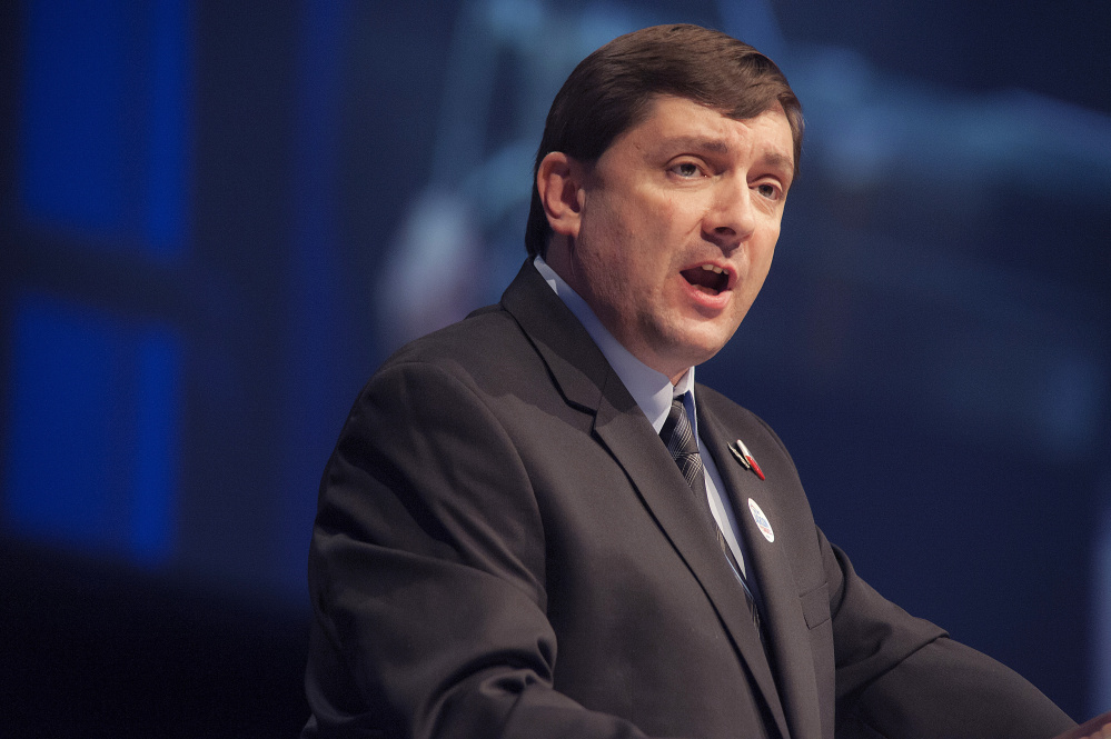 Democratic Sen. Troy Jackson is accusing House Republicans of trying to