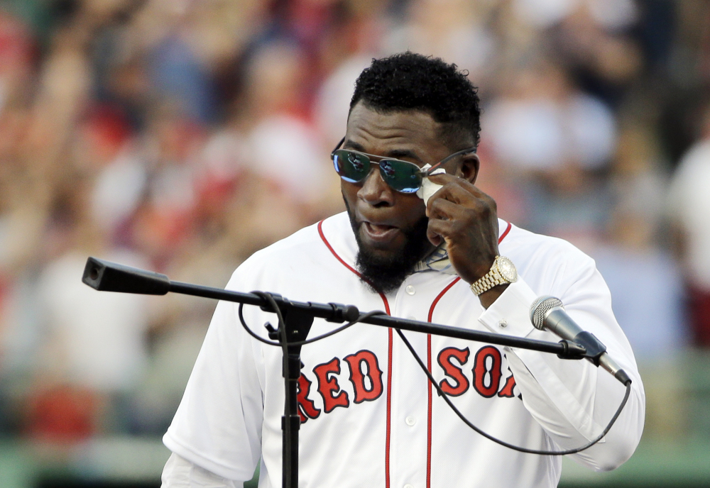 No more long balls, no more endless home run trots. David Ortiz – and his number – really are retired, and now the Red Sox have to find their way without him.