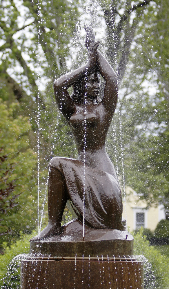 A group formed in 2002 to restore Bath's Zorach fountain and its centerpiece female figure. The Modernist artist donated the artwork.
