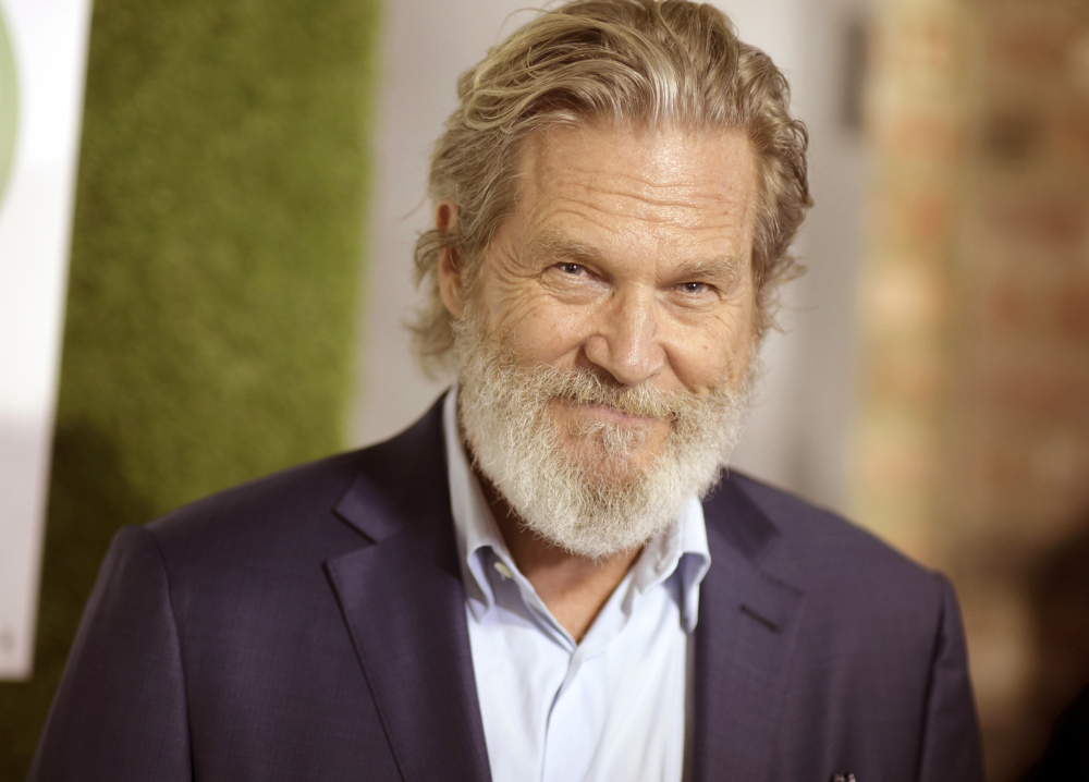 Jeff Bridges supported Hillary Clinton last fall but says he would continue