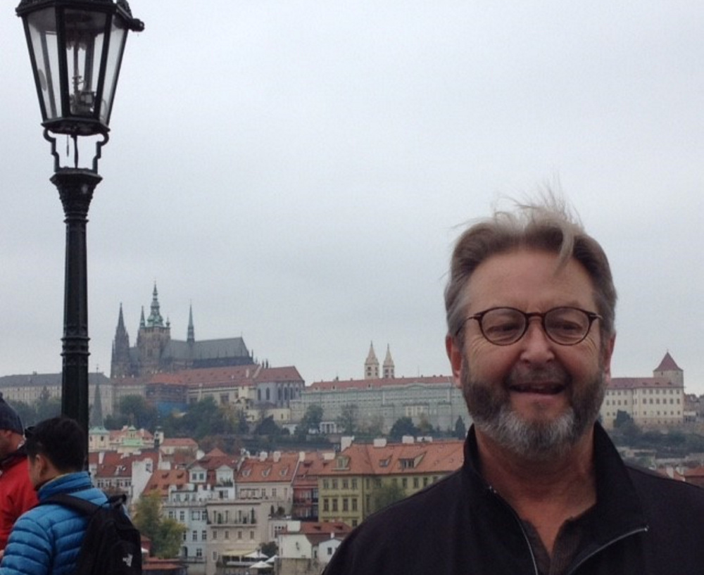 Eric Gilliam died Sunday at age 61 after a brief fight with cancer. A funeral Mass will be celebrated Friday in Bath.