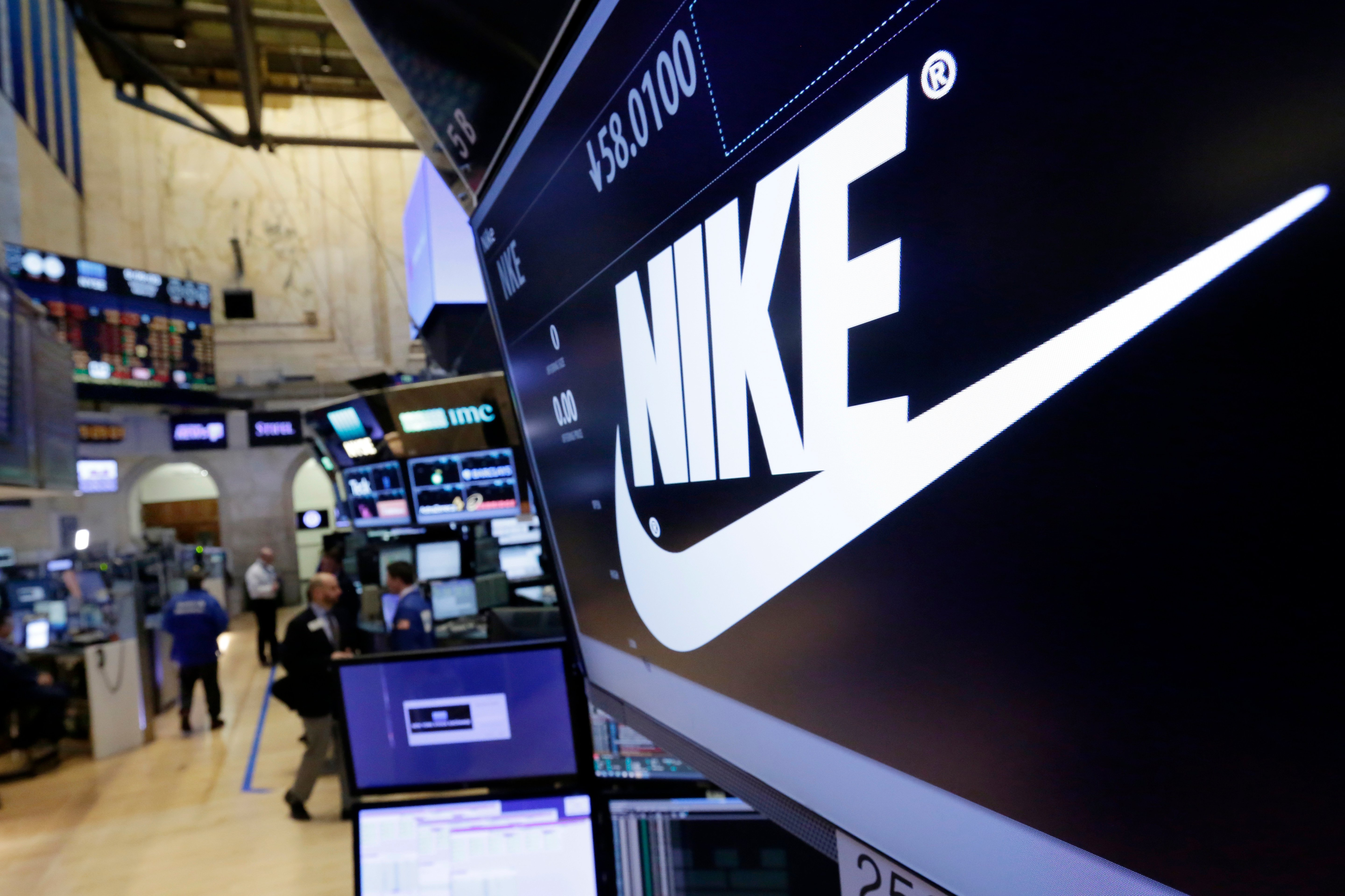 NEW YORK  Nike wants to be more nimble on its feet The sneaker maker said  Thursday that it plans to focus on the hottestselling sneakers
