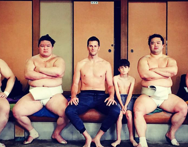 With America conquered, Tom Brady tackles Japan's national sport