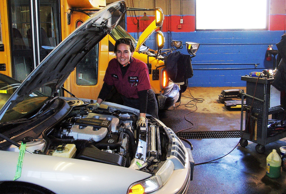 In her new column, Sarah Cushman will check under the hood of our transportation choices.