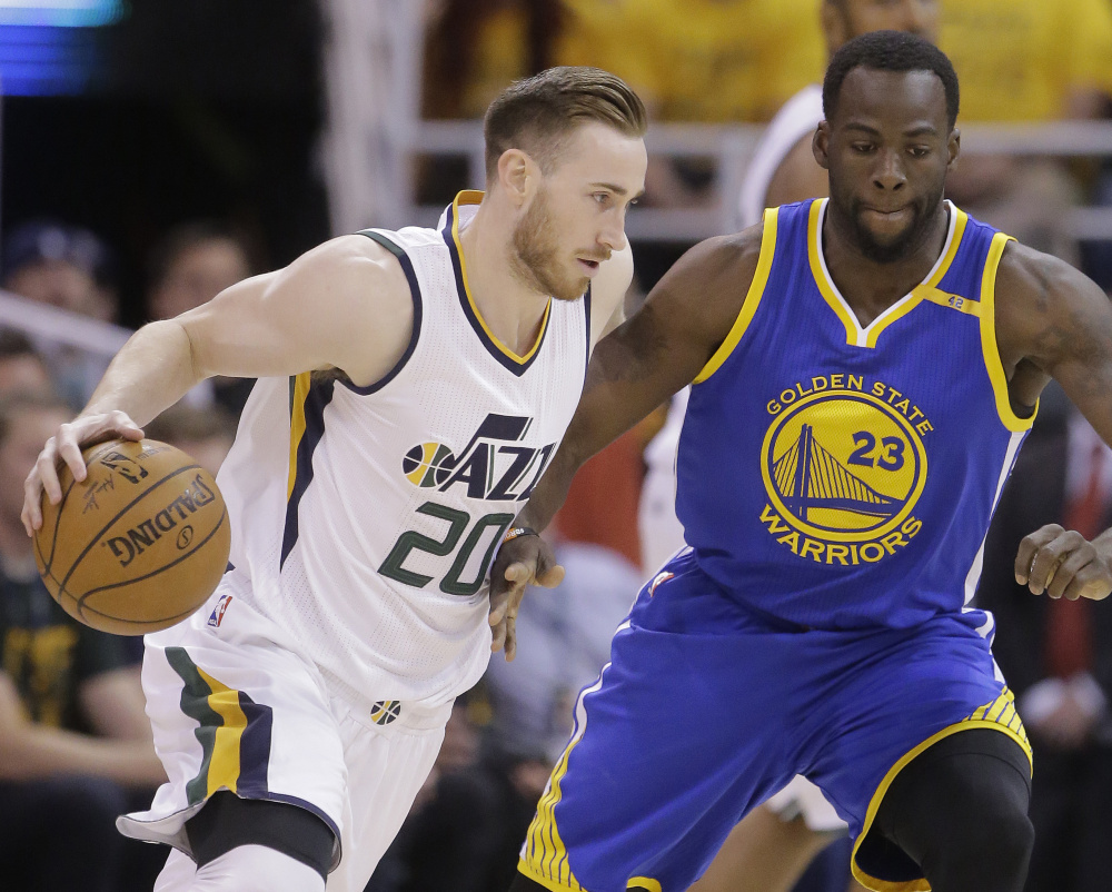Gordon Hayward met with the Miami Heat on Saturday, the Boston Celtics on Sunday and the Utah Jazz on Monday. He is expected to make his pick soon.