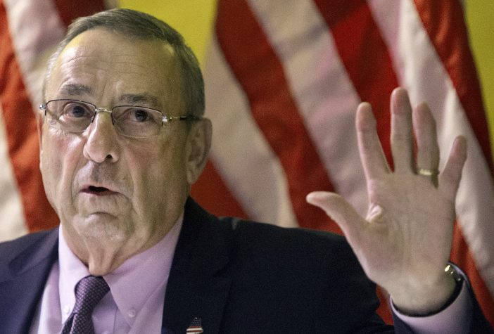 LePage Signs Executive Order For Sheriffs To Cooperate with Federal Immigration Officials