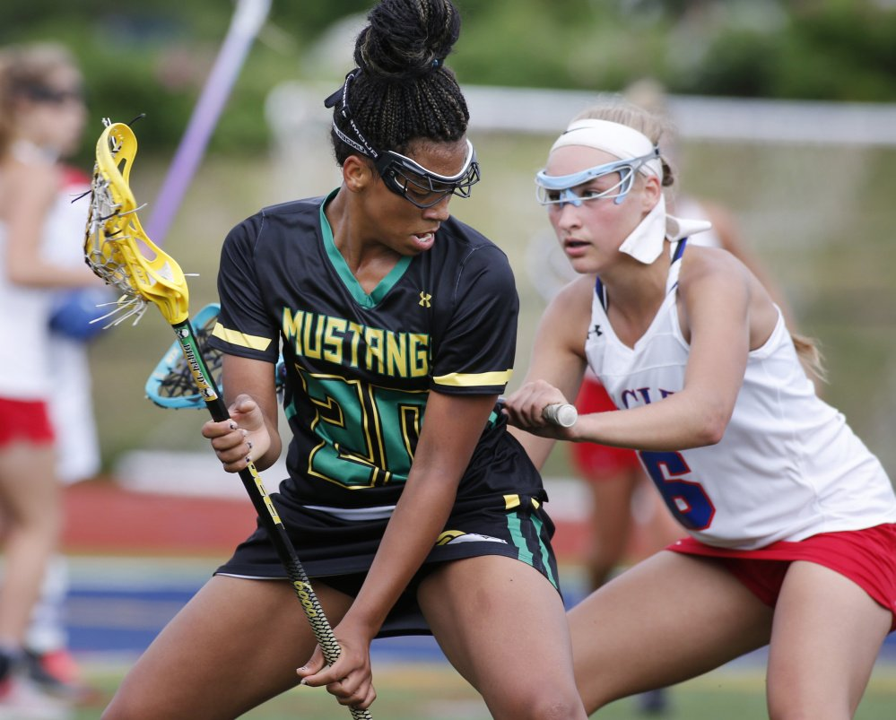 Madison Drain recorded 40 goals, 25 assists and 41 ground balls this season, and also was a key part of a smothering defense as Massabesic completed an undefeated season with a 13-4 win over Messalonskee in the Class A state championship game.