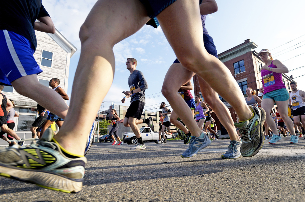 Old Port Half Marathon: It's a summer destination event