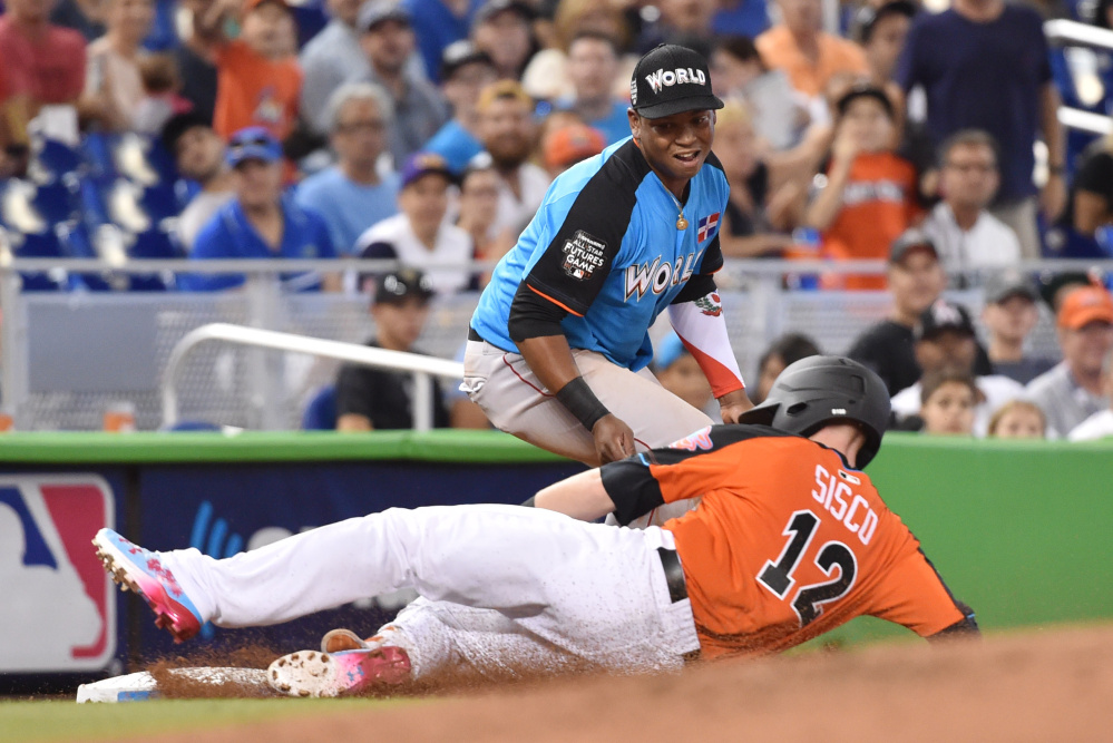 Central Floridians help United States prevail in All-Star Futures Game