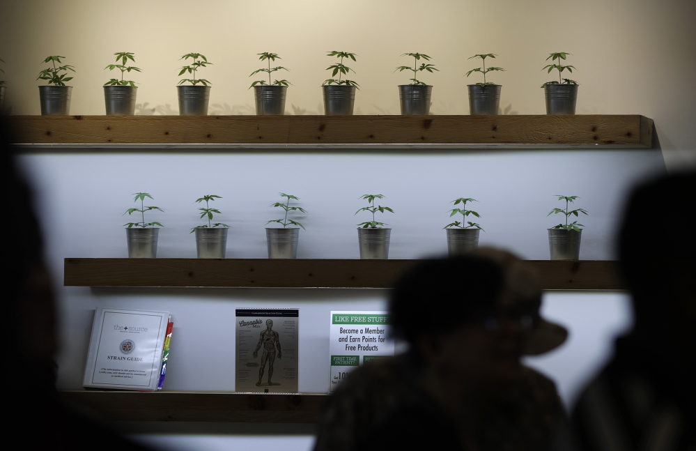 The Nevada Tax Commission is expected to OK an emergency regulation on Thursday to issue marijuana distribution licenses that are needed to address an expected supply shortage in the coming weeks.
