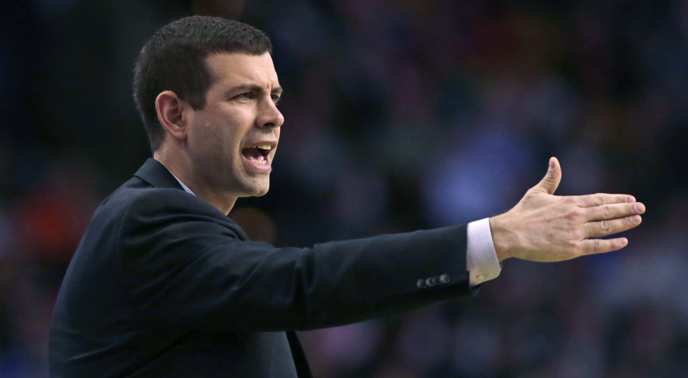 Brad Stevens finally got a chance to see his Celtics' summer league team in person Tuesday night, and had plenty to say about a group that includes potential 2017-18 help in Jayson Tatum, Ante Zizic and Semi Ojeleye.