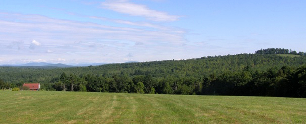 Two land trusts and the town of Acton have rallied to protect 243 acres on Goat Hill.