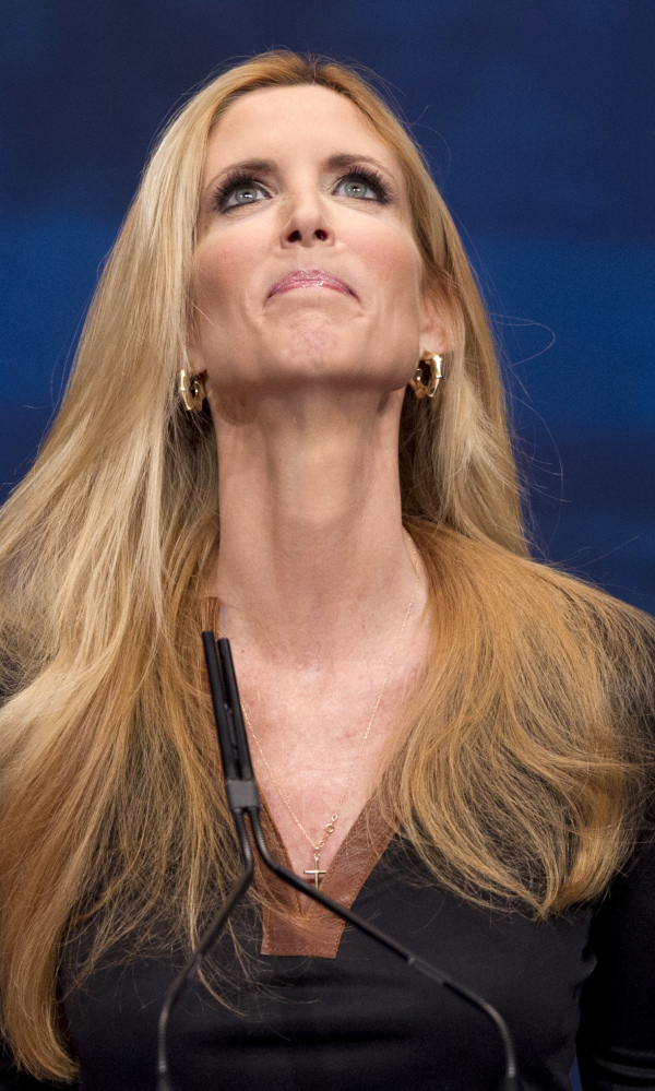 Ann Coulter upset with Delta and tweeting about it