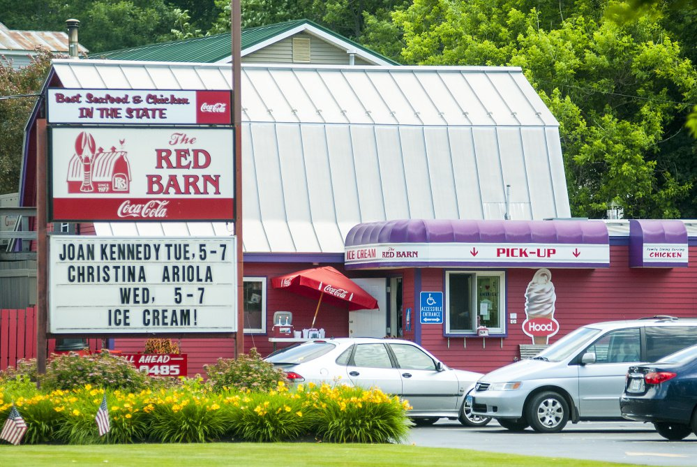 The Red Barn on Riverside Drive in Augusta was the center of a firestorm of controversy over the weekend after owner Laura Benedict posted a video on Facebook critical of city leaders for enforcing the city's noise ordinance.