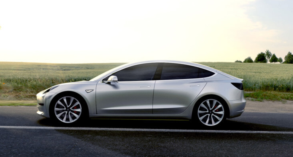 Palo Alto, California-based Tesla aims to make 5,000 Model 3 sedans per week by the end of this year and 10,000 per week in 2018.