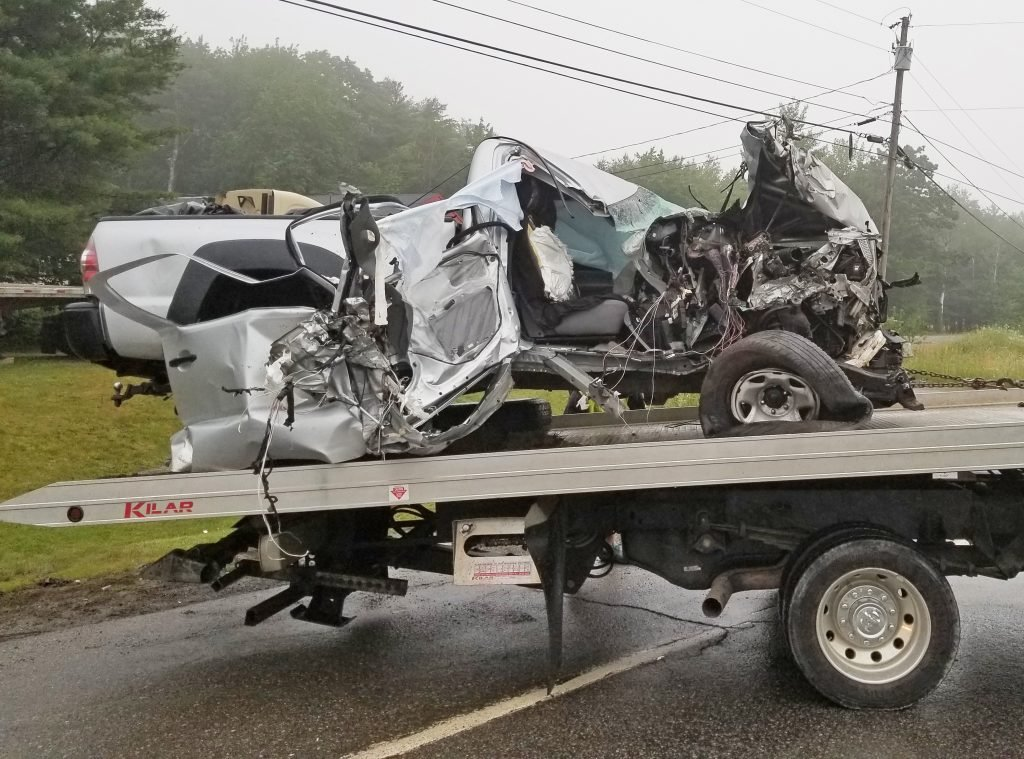 Maine Marine Patrol Officer Charged With Oui After Crash