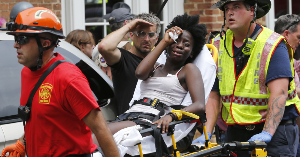 Feds Launch Civil Rights Investigation Into Charlottesville Violence
