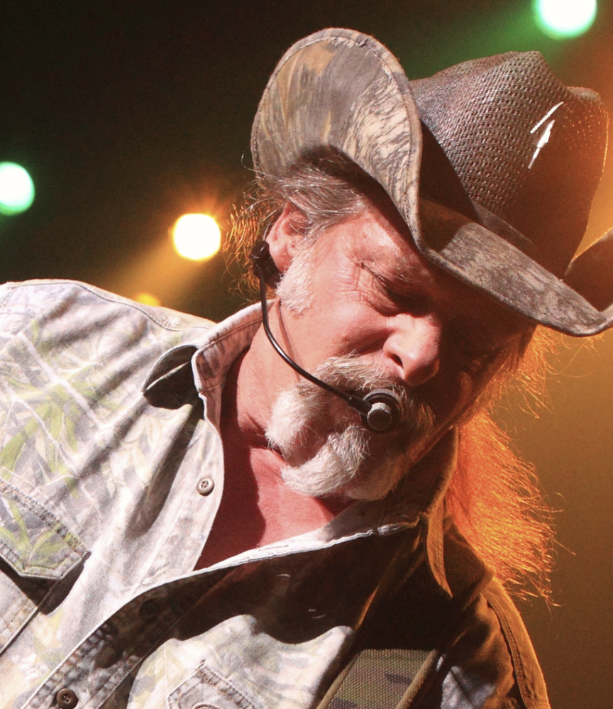 Ted Nugent Slams David Crosby Over Rock Hall Insult