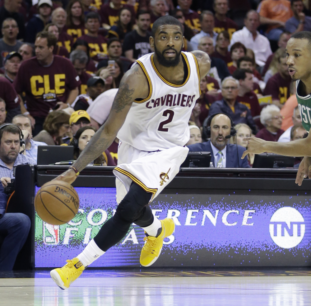 Kyrie Irving asked the Cavs to trade him this summer, and they granted his wish Tuesday, sending him to the Boston Celtics for star Isaiah Thomas, forward Jae Crowder, center Ante Zizic and a 2018 first-round draft pick.
