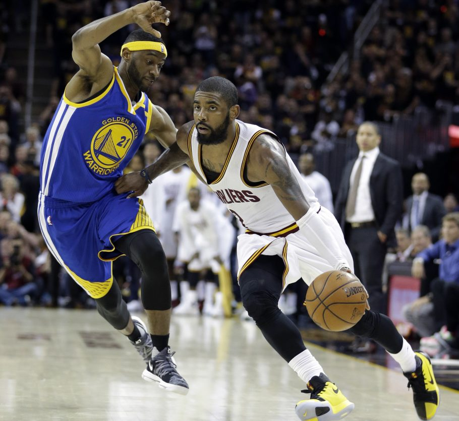cheap for discount afe7c 14745 11alive.com Report  Celtics acquire Kyrie Irving from Cavaliers