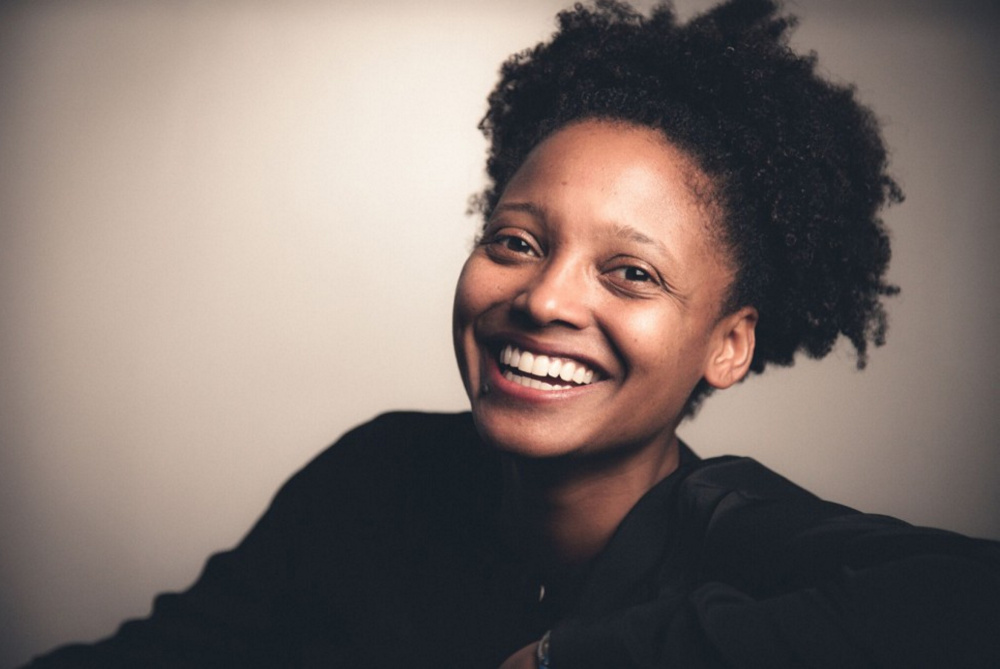 Tracy K. Smith, the national poet laureate and Pulitzer Prize winner, will appear at the Strand Theatre in Rockland on Sept. 9.