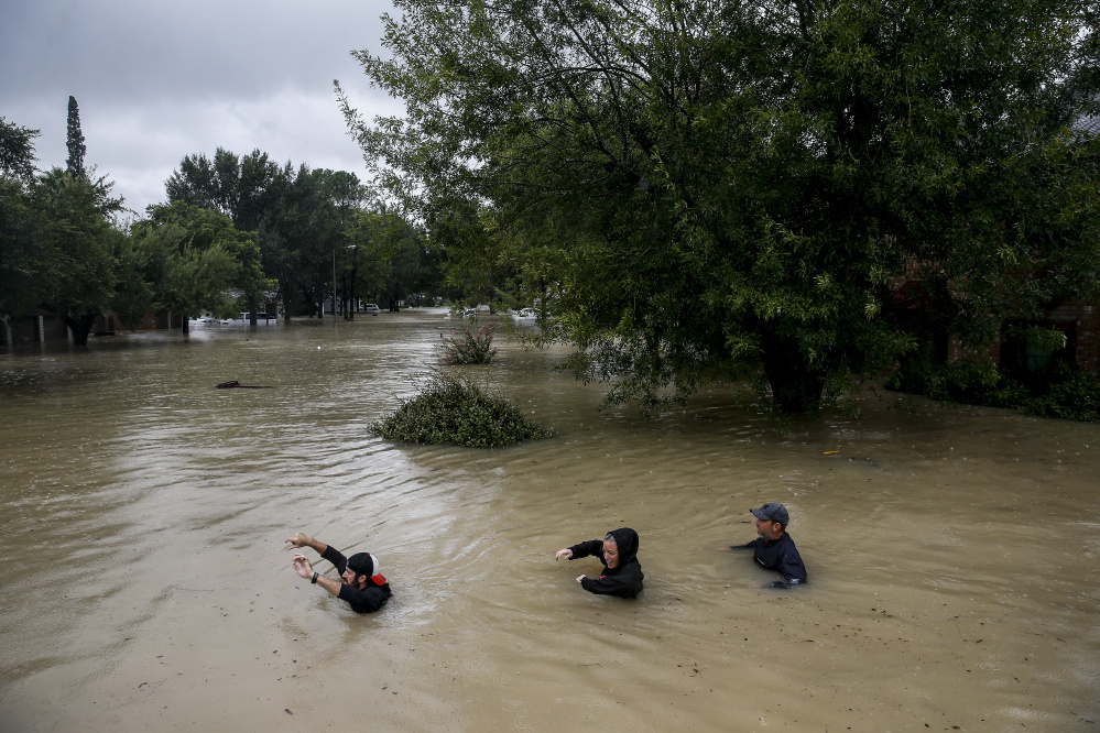 Mexico Promises Aid to Texas in Wake of Hurricane Harvey