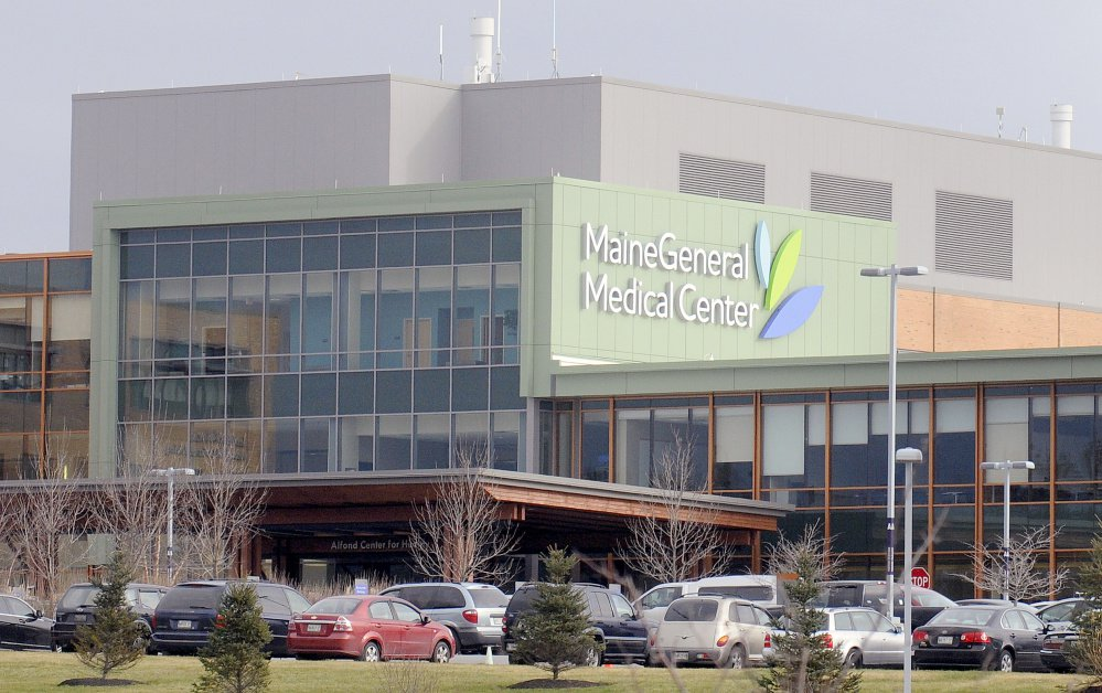 MaineGeneral Medical Center in Augusta, shown in 2015, mistakenly sent more than 9,000 bills to a collection agency.