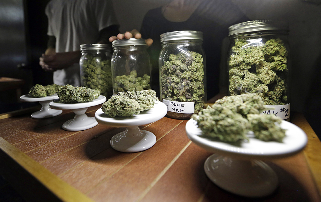 Sessions hints that U.S. may crack down on recreational pot