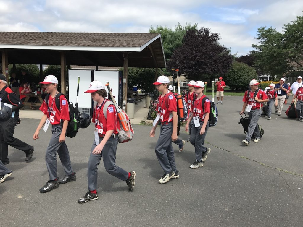 South Portland defeated in Little League World Series