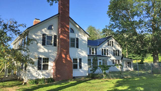 Want to buy the house that inspired Stephen King's 'Pet Sematary'?